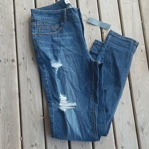 NWT Artisan NY skinny high waisted jeans